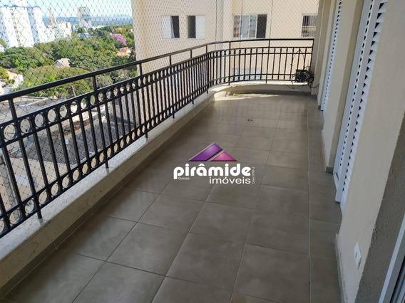 Apartamento Para Alugar, 72 M² Por R$ 1.900,00/mês - Vila Adyana - São José Dos Campos/sp - Ap12154