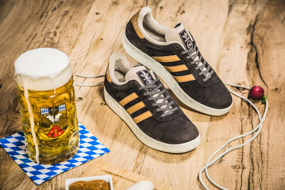 Tênis adidas Munchen Oktoberfest Made In Germany
