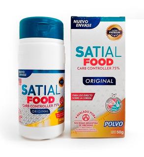 Satial Food Carb Controller Polvo 50gr Bloquea Carbohidratos