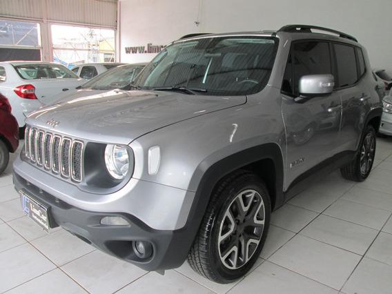 Jeep Renegade Unico Dono Garantia De Fabrica Aceita Troca