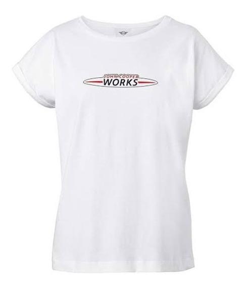 Camiseta Feminina John Cooper Original