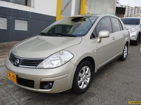 Nissan Tiida Premium Full Equipo