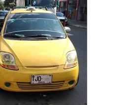 Se Vende Taxi Chevrolet Spark Placas De Cucuta $42.000.000