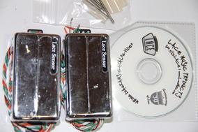 Set De Captador Lace Hemi Nitro , Made In Usa , Semi-novos.
