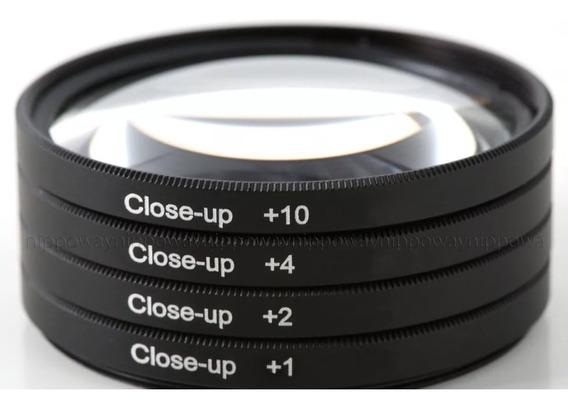 Kit Close Up 52mm Macro