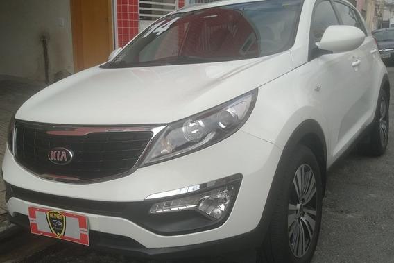 Kia Sportage Lx 2.0 Flex Aut. Ipva 2020 Pago