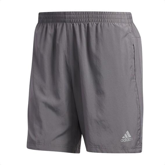 Short adidas Run It Hombre Running Deportivo