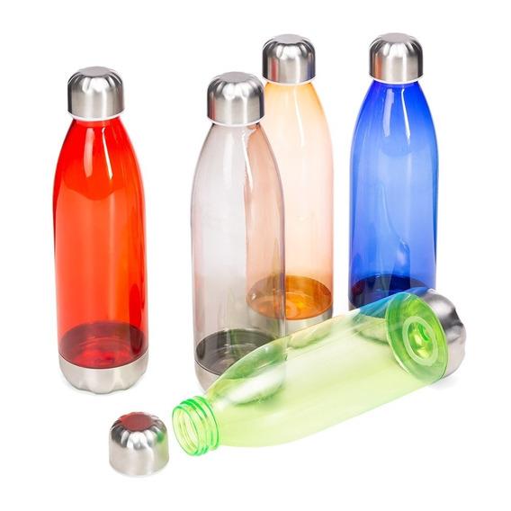 30 Squeezes Plástico 700 Ml Resistente - Promoção