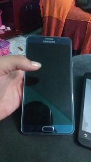Celular Galaxy Note5 , Obs: Display Quebrado, 4 Meses De Uso