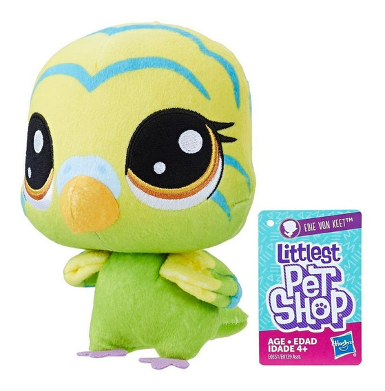 Peluches Coleccionables Littlest Pet Shop Assortment Hasbro