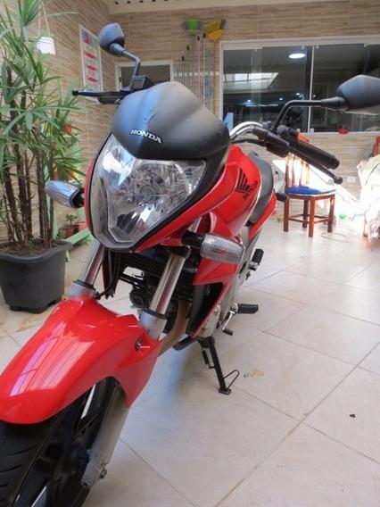 Honda Cb 300r / 2013 (flex)