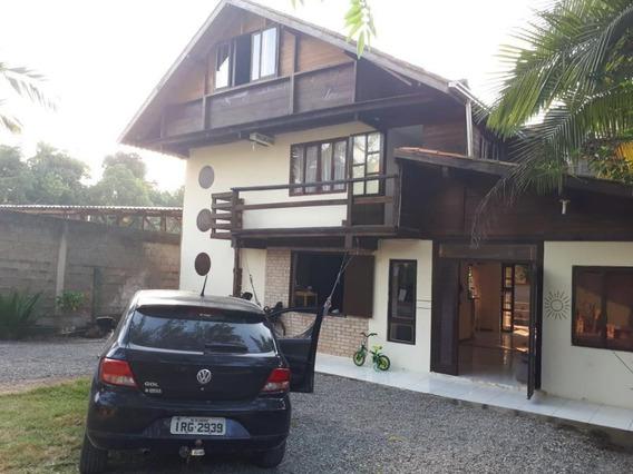 Casa Em Baia, Itajaí/sc De 200m² 3 Quartos À Venda Por R$ 350.000,00 - Ca316140