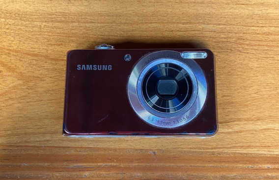 Camara Digital Samsung Pl100 12.2mp Lcd Delantera