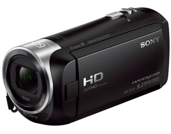 Camera Filmadora Sony Hdr-cx405 Hd Preta