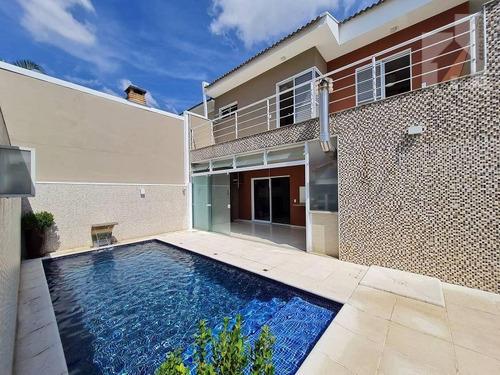 Imagem 1 de 21 de Casa Com 3 Dormitórios À Venda, 244 M² - Condomínio Terras De Genova - Chácara Morada Mediterrânea - Jundiaí/sp - Ca1256