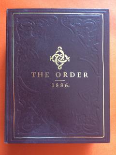 Libro De Arte Y Botella The Orden 1886 Ps4