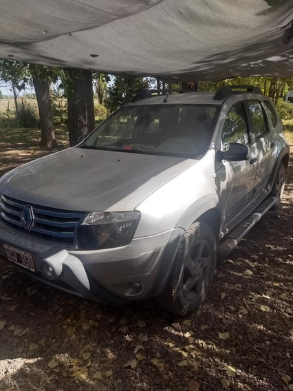 Renault Duster Tech Road 1.6 2013 Con Accesorios (estribos)