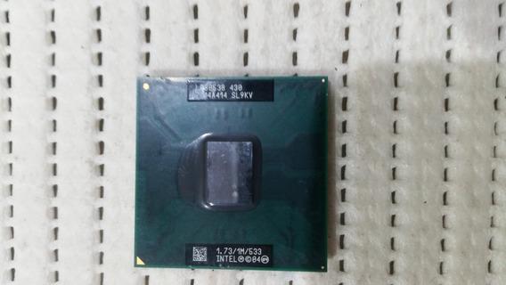 Processador Intel Celeron M430 Sl9kv 1.73/1mb/533mhz Cod2627