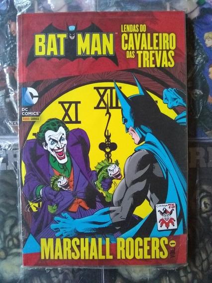 Lendas Do Cavaleiro Das Trevas Marshall Rogers Vol. 1