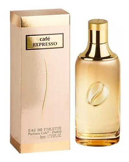 Perfume Café Expresso Feminino 30 Ml - Selo Adipec