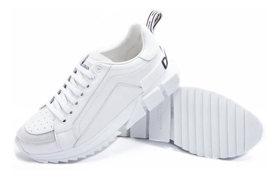 Tênis Sneaker Dolce & Gabbana Colors Top Lançamento 50% Off