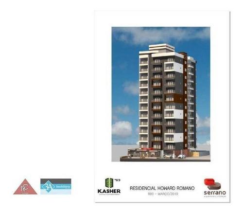 Imagem 1 de 11 de Apartamento 1 Dormitório Com Sacada Grill - Ap6075