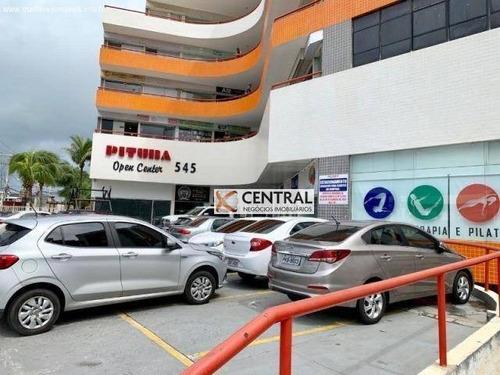 Sala Para Alugar, 17 M² Por R$ 600,00/mês - Pituba - Salvador/ba - Sa0235