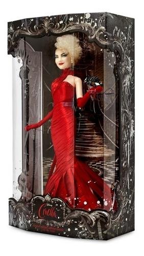 Imagem 1 de 9 de Cruella Limited Edition Doll Live Action Disney Store Doll