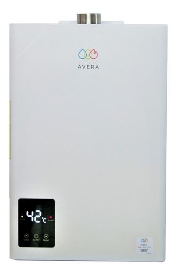Calentador De Agua Instantáneo Modulante 2 Servicios. Avera.