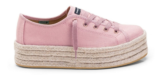 Sneaker Plataforma Rosa Chimmy Churry 2020