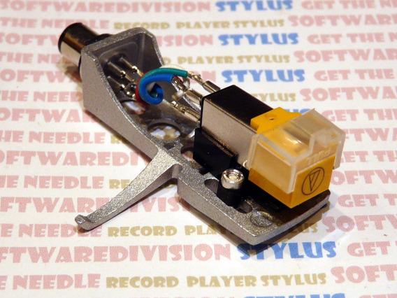 Audio Technica At 91 Cápsula + Agulha + Headshell