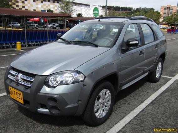 Fiat Palio Adventure Mt 1800cc Aa