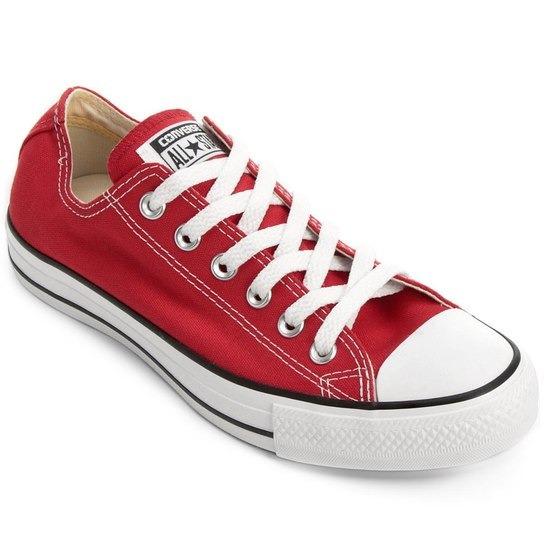 Tênis Converse All Star Vermelho Ct00010004