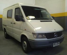 Mercedes Benz Sprinter 100% Finc 1999