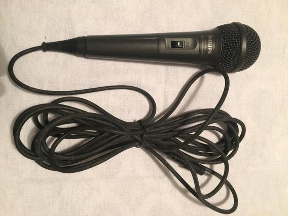 Microfone Unidirecional Philips