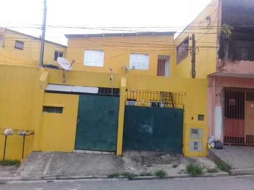 Imagem 1 de 1 de Vende-se, 3 Casas Para Renda Mesmo Quintal, Com Individualizações. Confira! - Ca0288
