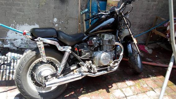Honda Rebel 450cc 1986