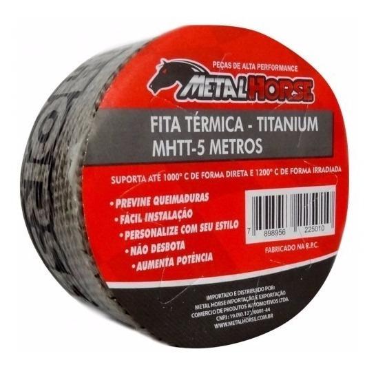 Fita Térmica Titanium Mhtt-30m Termotape