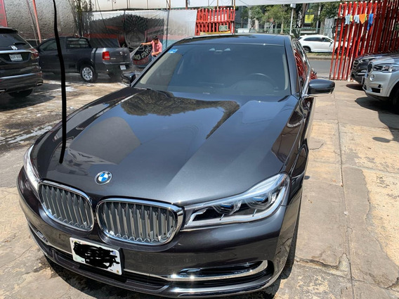 Bmw 750i Excellence 2018