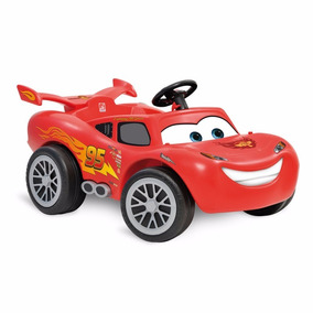 Carro Pedal Relâmpago Mcqueen Cars 2320 - Bandeirante