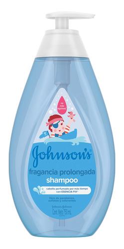 Johnsons Baby Shampoo Fragancia Prolongada 750ml