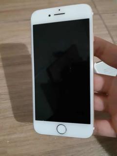 Celular iPhone 7 Usado E Com O Touch Quebrado E A Bateria 88