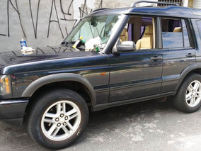 Land Rover Discovery Td5 Ano 2004 Diesel So Venda