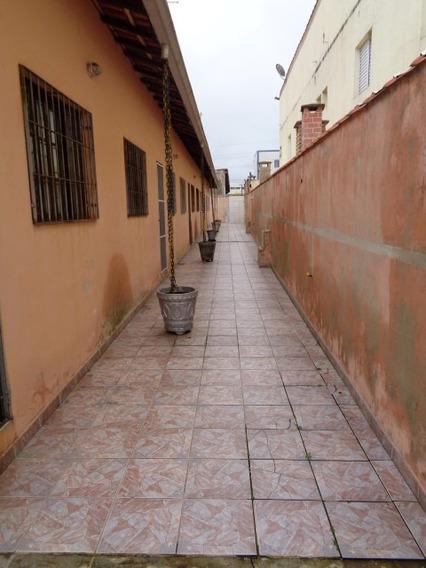 Casa Lado Praia Mongaguá Condomínio R$ 135 Mil Ref 4989 E