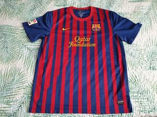 Camisa Barcelona 2011