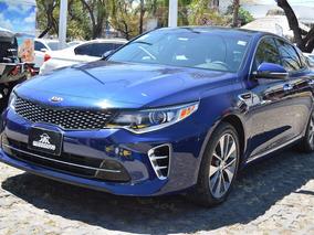 Kia Optima 2016 Sxl Turbo Azul