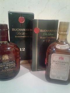 Whisky Buchanans 12 18 Especial