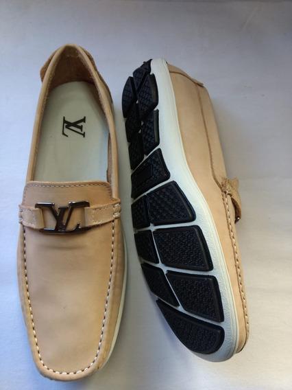 Mocassim Sapato Sapatenis..stillo Louiz Vuitton.