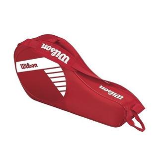 Wilson Sporting Goods Junior 3 Pack Bolsa De Ping Pong, Rojo