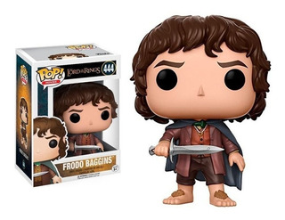 Funko Pop The Lord Of The Rings Frodo Baggins 444